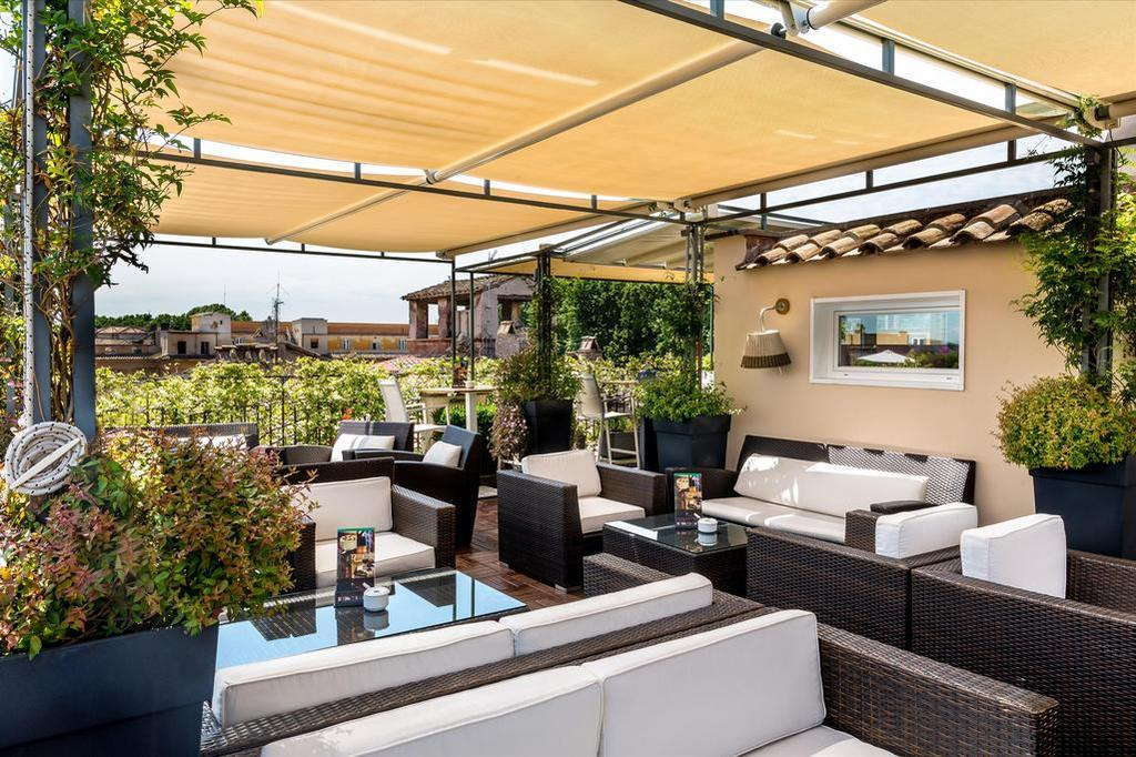 Roof Terrace Bar